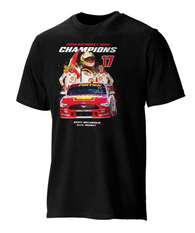 2019 S.M BATHURST CHAMPIONS T-SHIRT LTD EDITION
