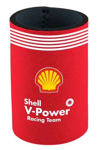 2019 SHELL V-POWER CAN COOLER LOGO