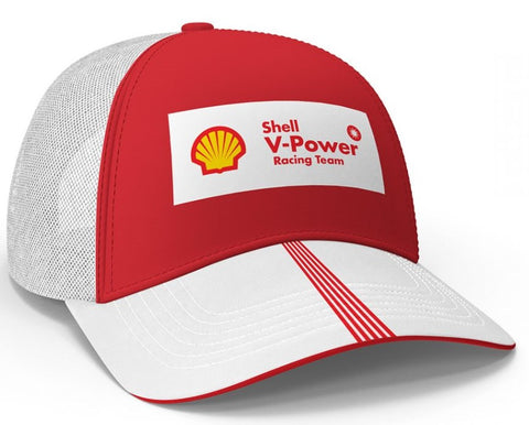 2019 SHELL V-POWER MESH BACK CAP