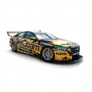 CRAIG LOWNDES' FINAL RACE ALR HOLDEN ZB COMMODORE MODEL CAR