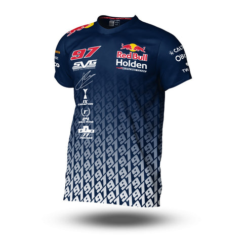 2018 RBHRT SL TOUR SVG T-SHIRT