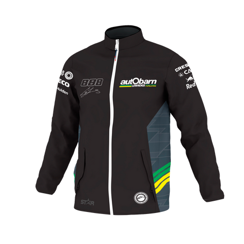 2018 ALR TEAM TRACK JACKET MEN'S