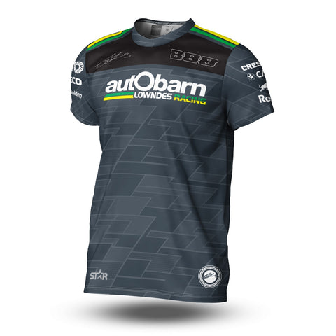 Autobarn Lowndes Racing Youth Collection