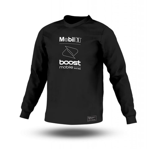 2018 MBR LONG SLEEVE TEAM T-SHIRT