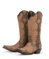 Medina Brown Boot