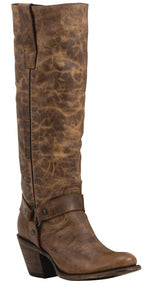 Black Star Boots-Vega Brown Boot