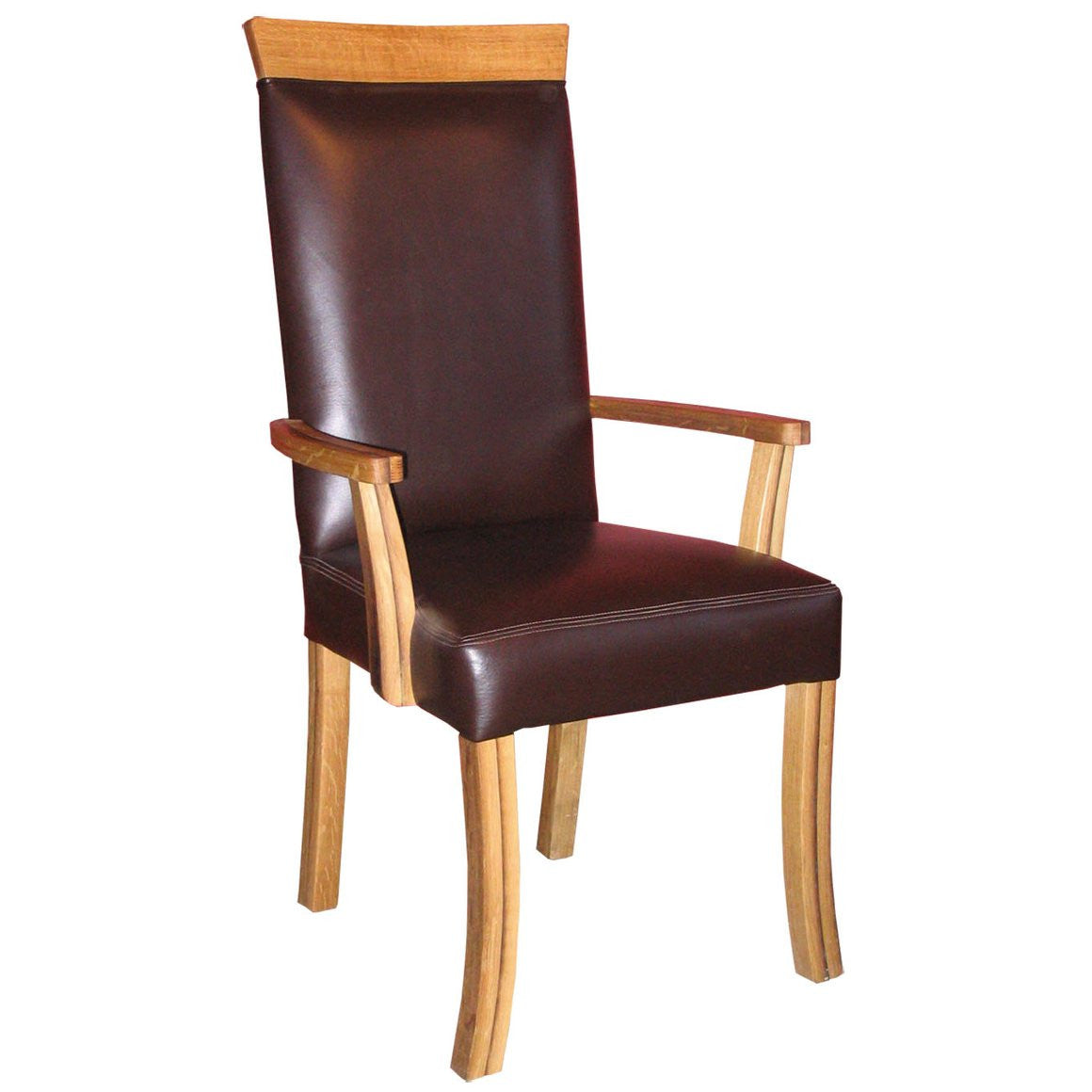 Corvina Reserve Dining Chair Vinwood - Carver dining chairs