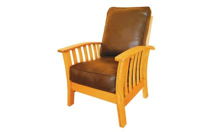 Zinfandel Morris Chair