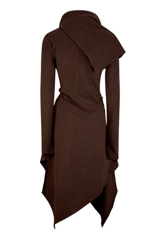 MONROE DRESS CHOCOLATE