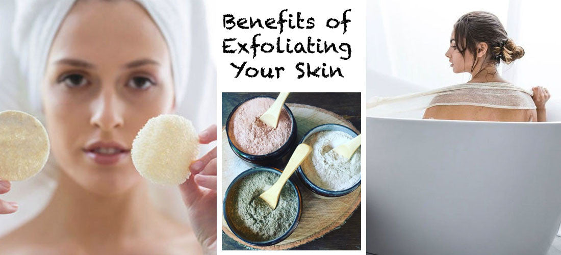 Benefits Of Exfoliating Your Skin