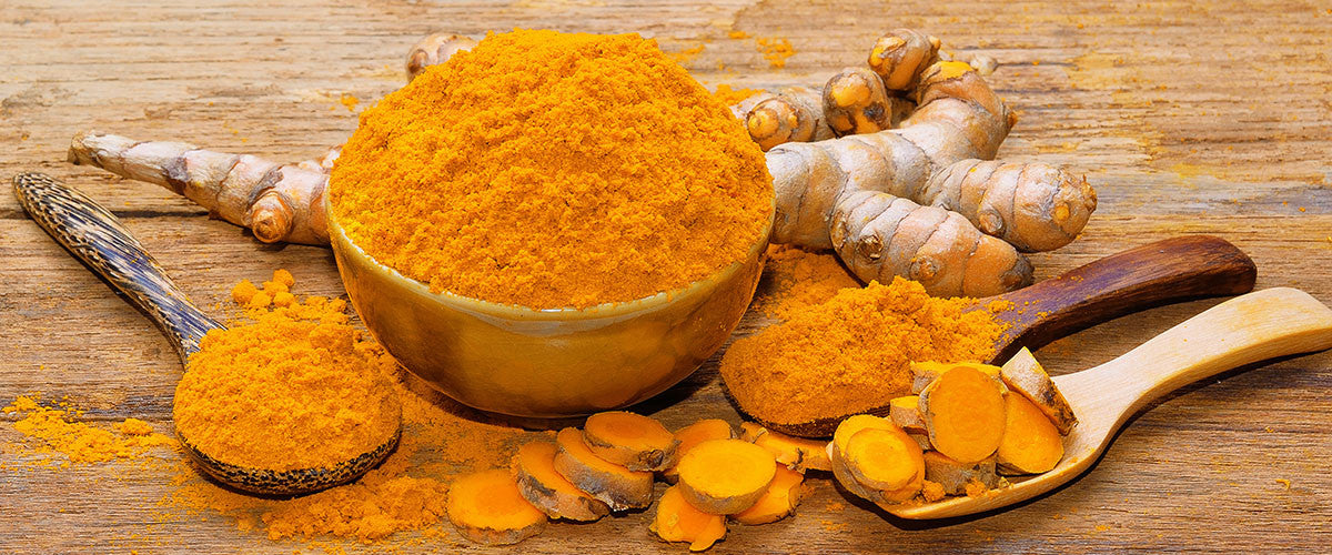 Turmeric - The Golden Spice