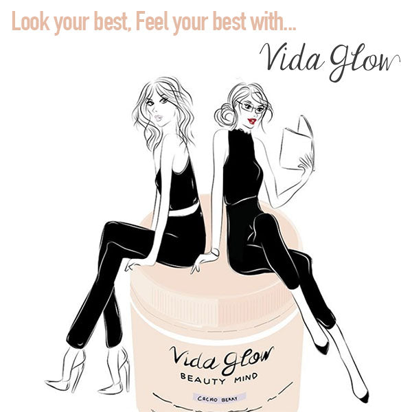Vida Glow Beauty Powder Blog - Pamper by Nature