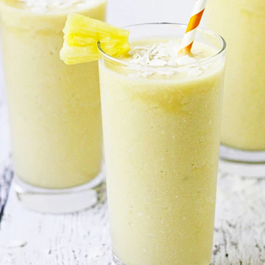 White Wolf Nutrition Delicious Coconut Pineapple Protein Smoothie
