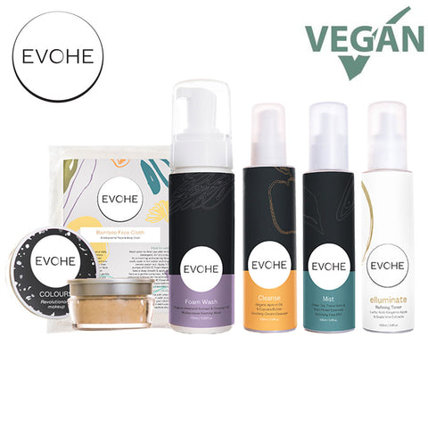 Evohe Natural Skin Care - Pamper by Nature