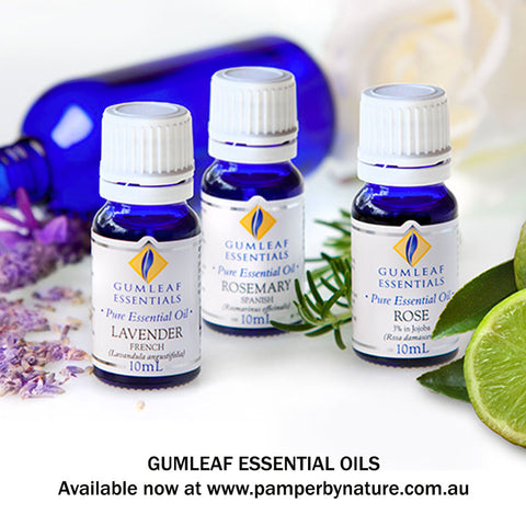 Gumleaf Essentials Pure and Natural Essential Oil Blends