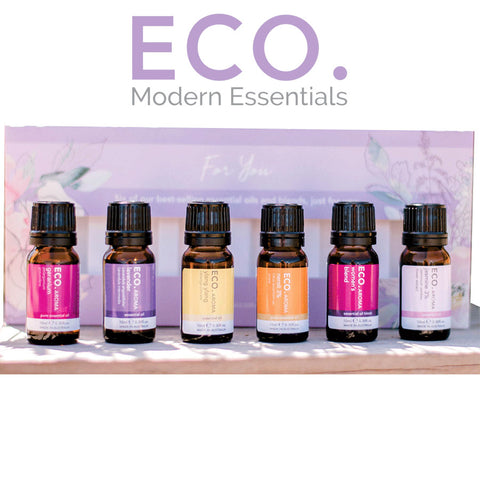 Eco Modern Essentials - Essential Oils for Healthy Living