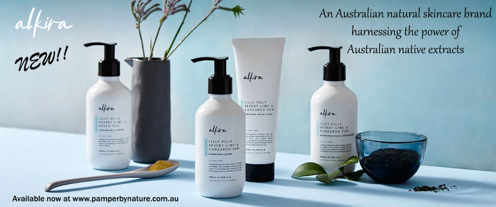 Alkira Australian Natural Skincare | Pamper by Nature
