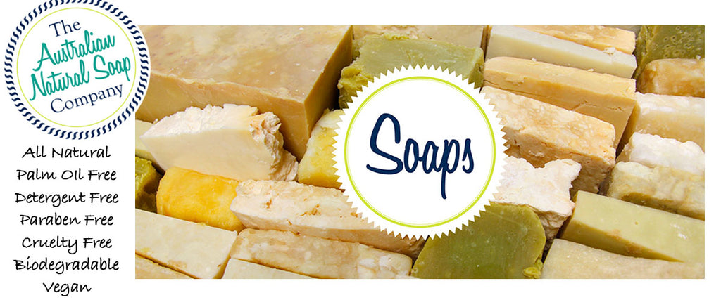 The Australian Natural Soap Company - Pamper by Nature