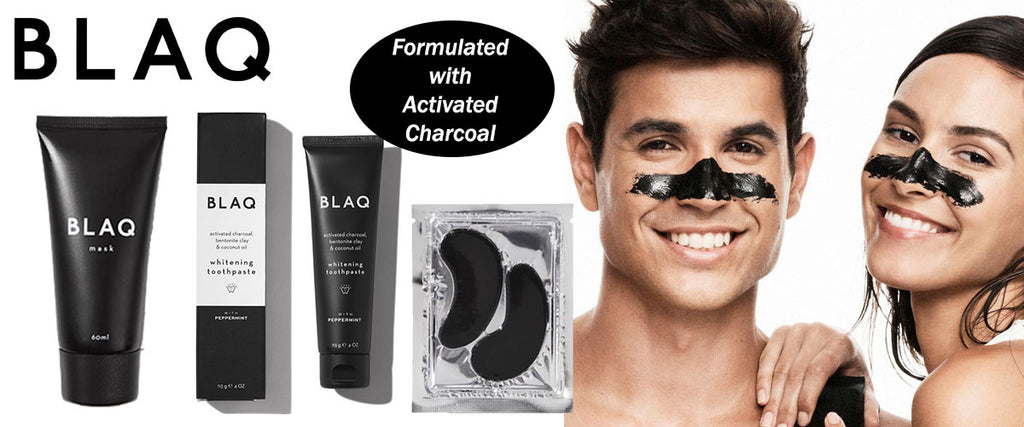 Blaq Activated Charcoal Skincare