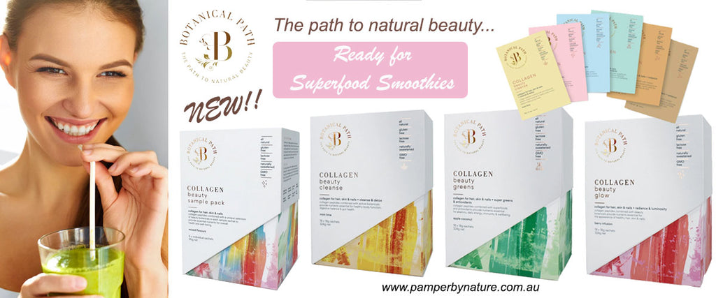 Botanical Path Collagen Beauty | Pamper by Nature