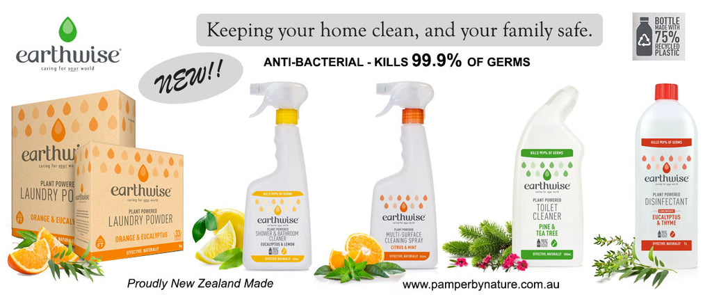 Earthwise - Eco Friendly Cleaning Products