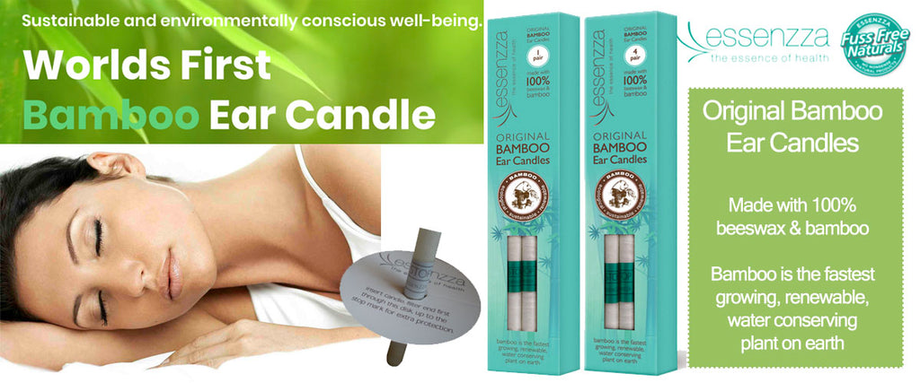 Essenzza Australia's Leading Brand of Ear Candles - Pamper by Nature