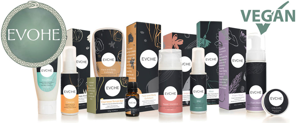 Evohe Skincare - Pamper by Nature