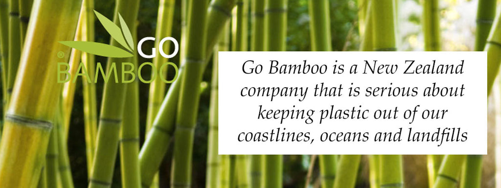 Go Bamboo Products Banner