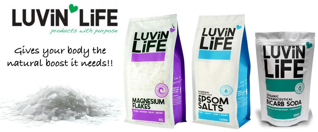 Luvin Life Products With Purpose - Pamper by Nature