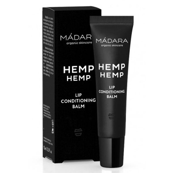 Madara Organic Skincare Lip Conditioning Balm - Hemp Hemp