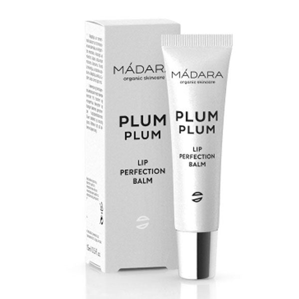 Madara Organic Skincare Lip Perfection Balm - Plum Plum