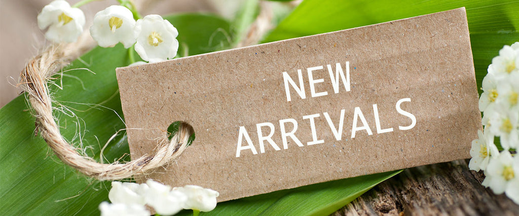 New Natural & Organic Arrivals Pamper by Nature