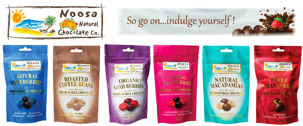Noosa Natural Chocolate Company - Pamper by Nature