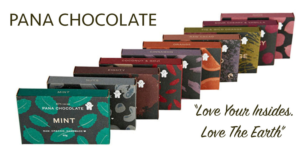 Pana Chocolate Bars - The Perfect Chocolate Treat!