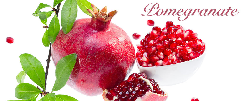 Pomegranate Natural & Organic Skin Care & Hair Care Products