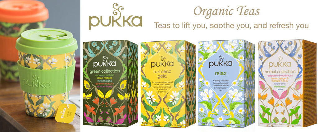 Pukka Organic Teas - Pamper by Nature