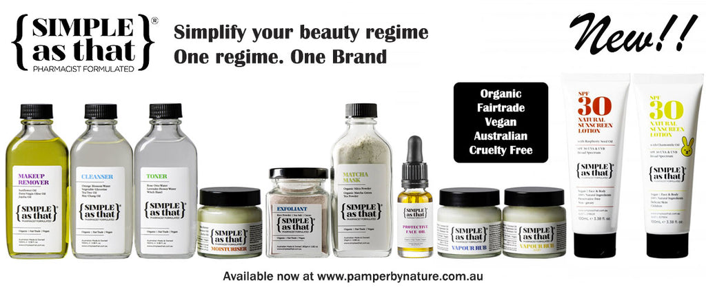 Simple as That Natural Skincare | Australian | Vegan
