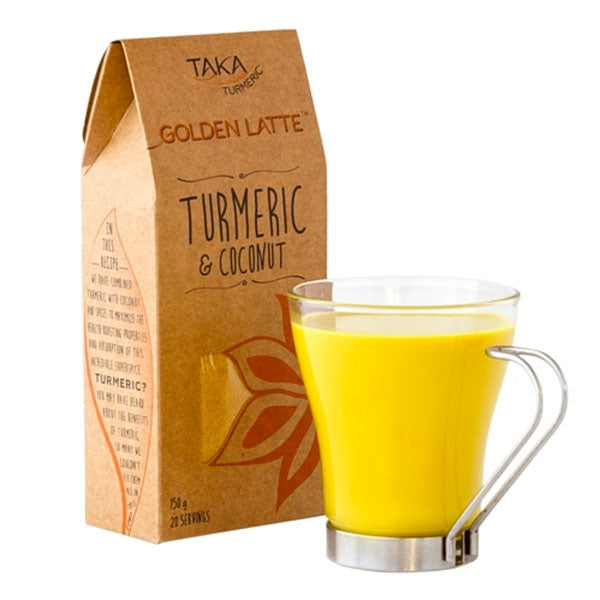 Taka Turmeric Golden Latte