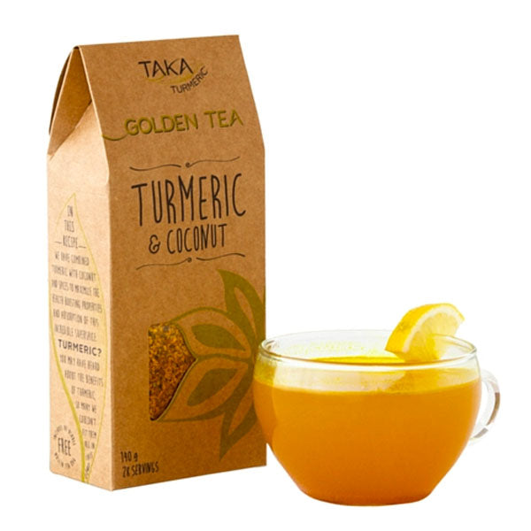 Taka Turmeric Golden Tea Blend