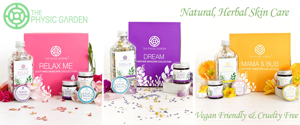 The Physic Garden Natural, Vegan, Herbal Skin Care