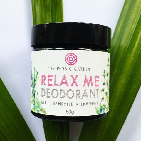 The Physic Garden Relax Me Deodorant