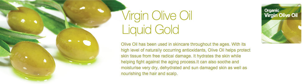 Dr Organic Virgin Olive Oil Skincare Products