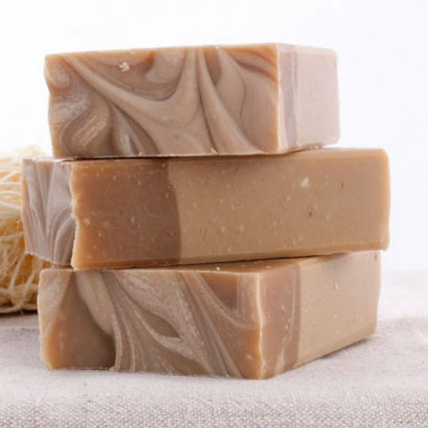 Washpool Farm Nutmeg , Clove & Tea Tree Goatsmilk Handmade Soap