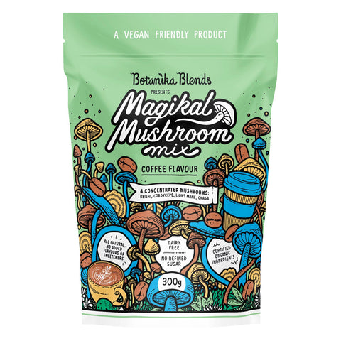 Botanika Blends Magikal Mushroom Mix - Coffee Flavour