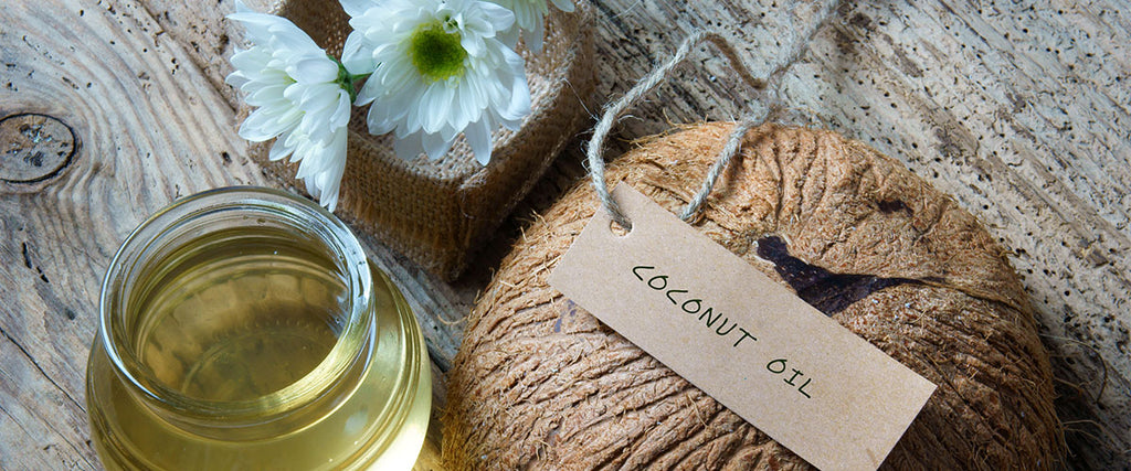 Organic Coconut Oil - All in one natural beauty treatment