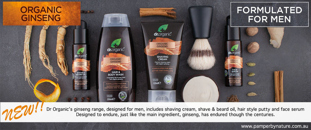Dr Organic: Organic Beauty Products | Pamper by Nature
