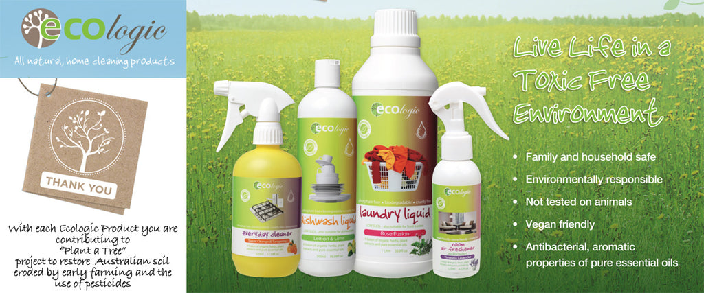 Ecologic All Natural Home Cleaning Products