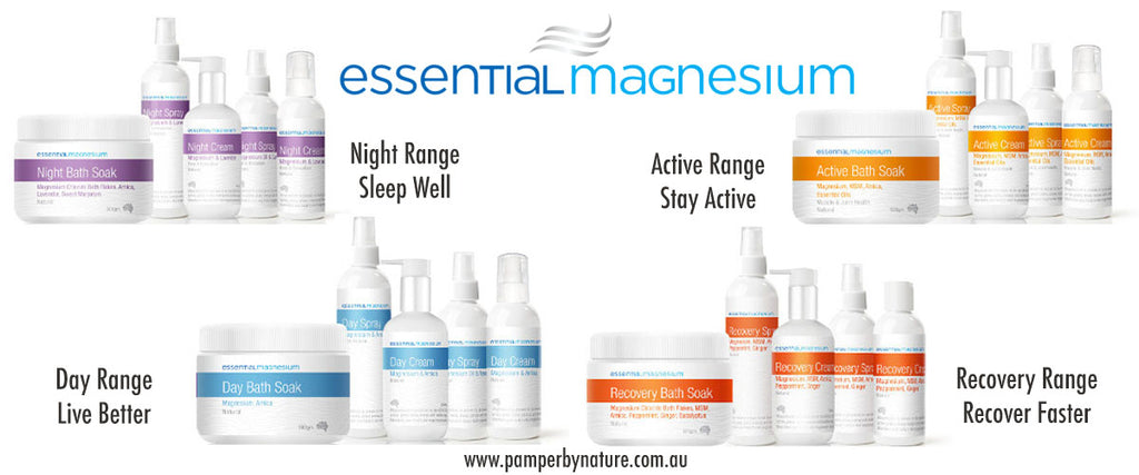Essential Magnesium - Pamper by Nature