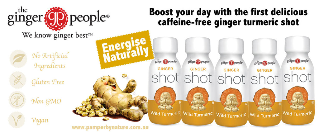 The Ginger People | Pamper by Nature
