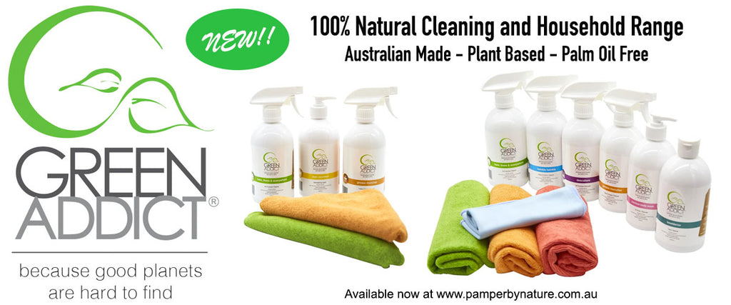 Green Addict Natural Cleaning & Household Products